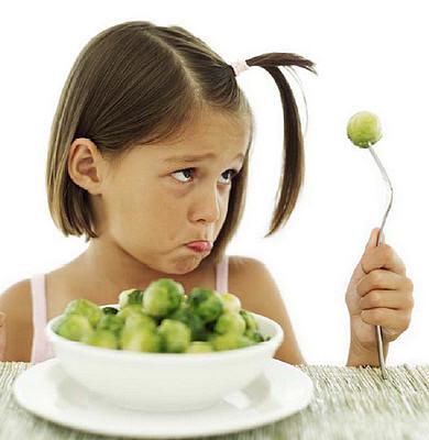 Hoe je kinderen groenten leert eten.
