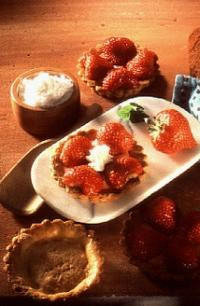 Aardbeien info + recepten