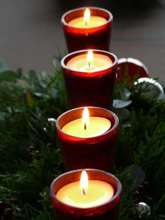 Advent - Licht in de Duisternis