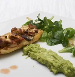 Witloof flirt met Mexicaanse en Oosterse keuken