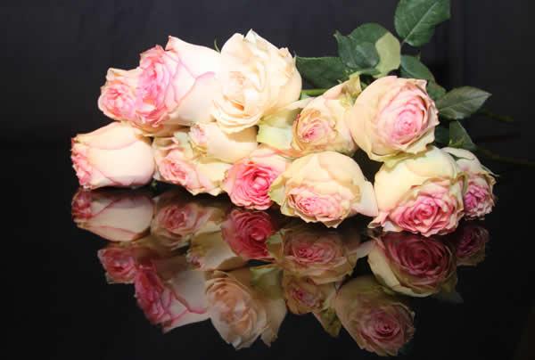 Zeg het met bloemen op Valentijn