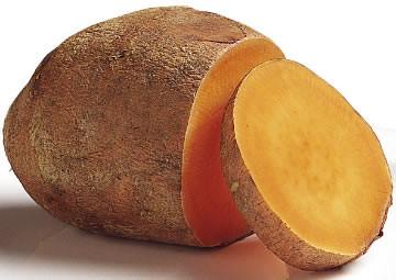 De opmars van de zoete aardappel
