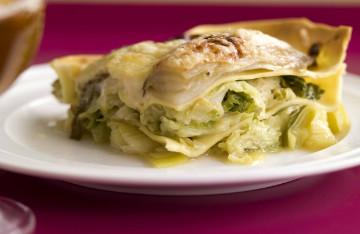 3 winterse gerechtjes = witloof, lasagne en gratin