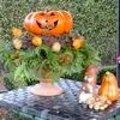Bloemschikken: Halloweencreaties gemaakt door forumleden