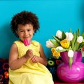 Tulpen voor positieve energie