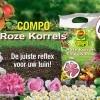Compo Roze Korrels: meststoffen voor bloeiende en groene kamerplanten
