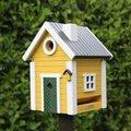Waarop letten bij het kopen van een vogelhuisje