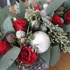 Eenvoudig bloemstukje maken voor Kerst