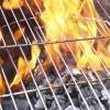 Groenten op de barbecue