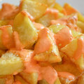 Aardappelen op de barbecue