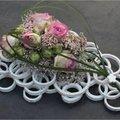 Sereen bloemstukje