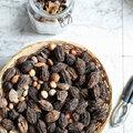 Wildoogst, koken met paddenstoelen, noten en vruchten