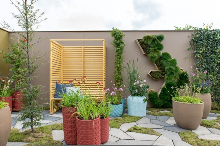 De geëmancipeerde tuin