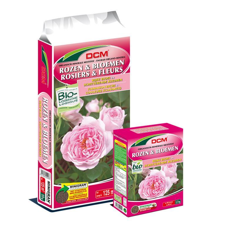 dcm meststof rozen en bloemen