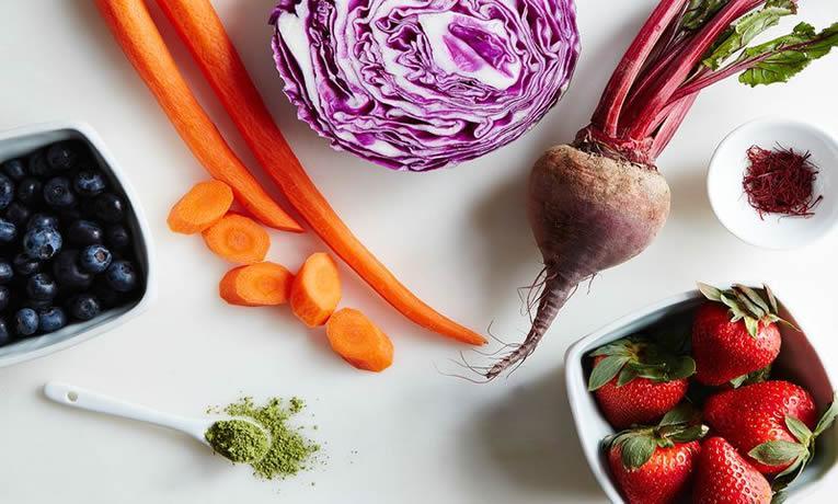 natuurlijke kleurstoffen voor je eigen gerechten