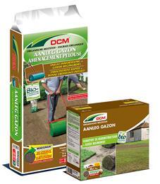 DCM Meststof Aanleg Gazon