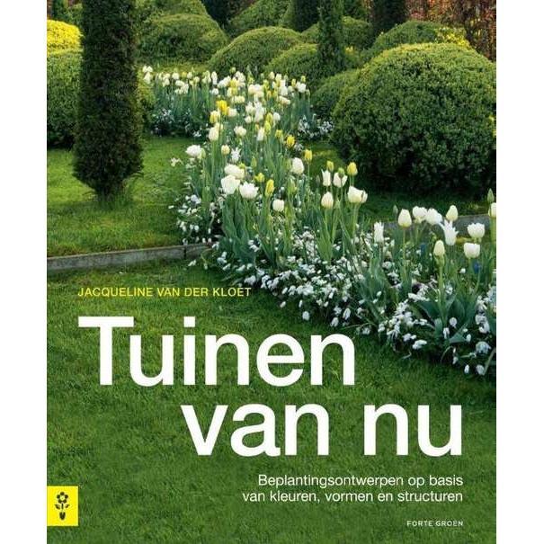 tuinboek - tuinen van nu