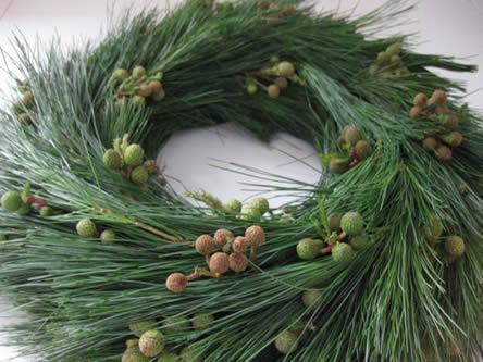 online bloemschikcursus, leren bloemschikken voor Kerst