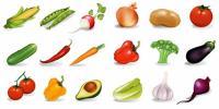 Zaden van groenten