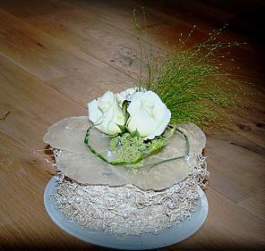 bloemschikken trouwfeest