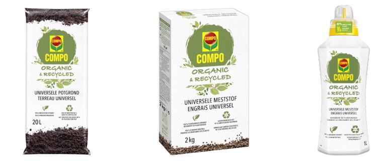 organic & recycled