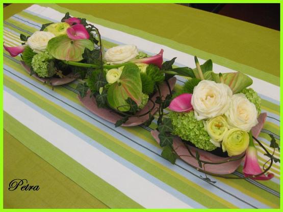 bloemschikken lentefeest - communie