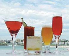 ginger ale cocktail zonder alcohol
