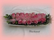 moederdag  bloemschikken