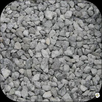 Aanbod steentjes voor oprit