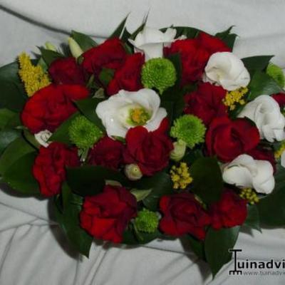 Weer teveel aan bloemen