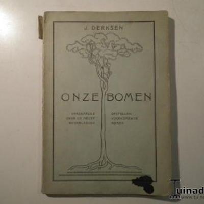 Bomenboeken