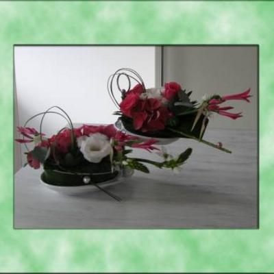 Bloemenpalet
