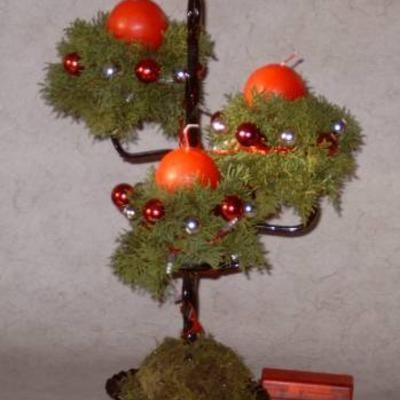 Nog 2 kerststukjes