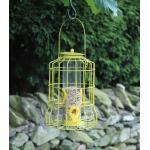 Zadenvoedersilo kleine vogels - geel