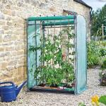 Tomatenkas dubbelzijdig voor 6 tomatenplanten