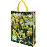 Shopping Bag Narcissen mix 'Love what you Grow' (25 stuks)