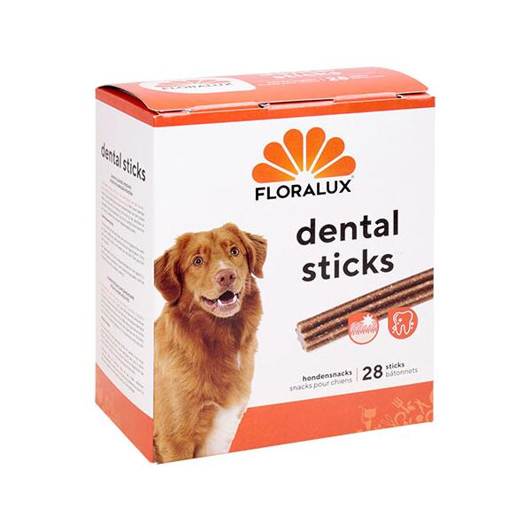 Hondensnack dental sticks