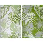 Tuintapijt - jungle bladeren