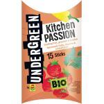 Undergreen Kitchen Passion - voeding voor fruit, groenten en kruiden (15 stuks)