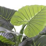 Kunstplant Taro in pot - 60 x 60 cm
