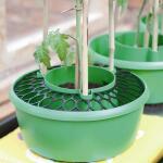 Afdekrasters voor plant- gietpotten