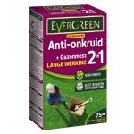 Evergreen anti-onkruid + gazonmest 2-in1 - 1,5 kg