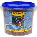 AQUA-KI vijverviskorrels BLAUW Ø 3 mm - 5,5 liter