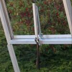 Automatische raamopener tuinkas