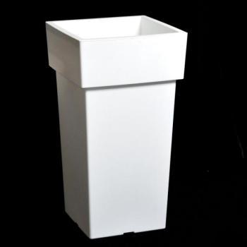 Plastic Bloempot Wit.Bloempot Wit H 59cm Bloempot In Kunststof Kopen Sierpotten En