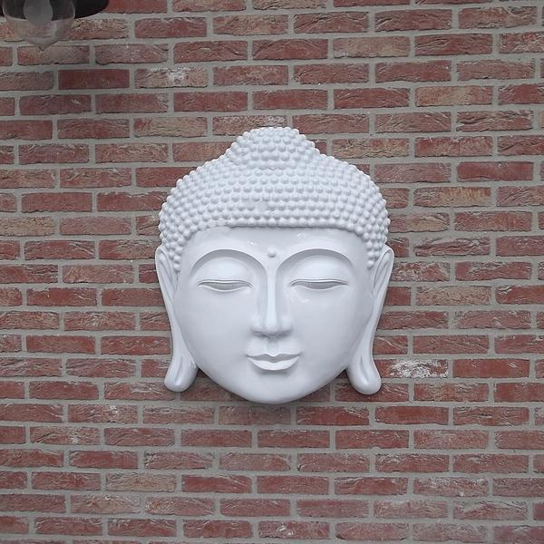 boeddhamasker als muurdecoratie kopen muurdecoratie boeddha