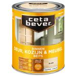 Cetabever Binnenbeits Deur, Kozijn & Meubel transparant zijdeglans, blank - 750 ml