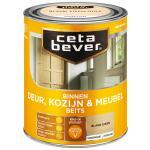 Cetabever Binnenbeits Deur, Kozijn & Meubel transparant zijdeglans, blank eiken - 750 ml