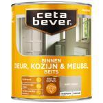 Cetabever Binnenbeits Deur, Kozijn & Meubel transparant zijdeglans, grey wash - 750 ml