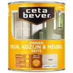 Cetabever Binnenbeits Deur, Kozijn & Meubel transparant zijdeglans, kalk - 750 ml
